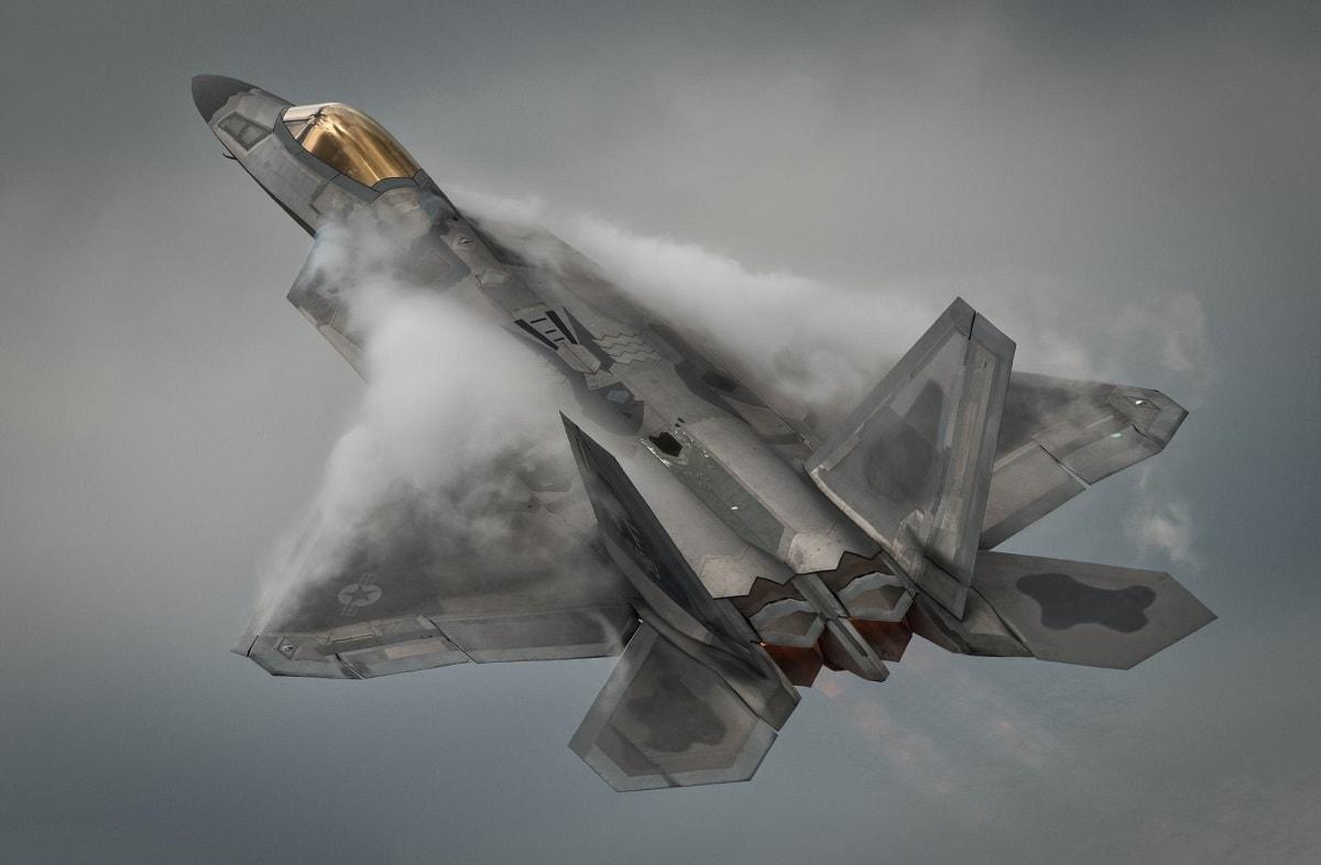 F-22 F-4
