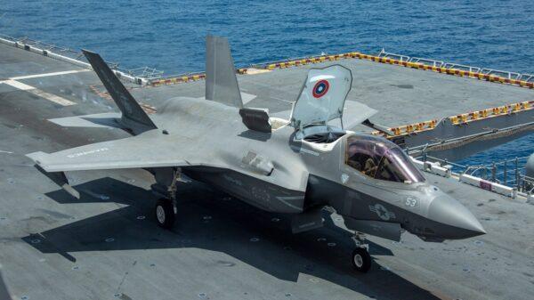F-35B Italy