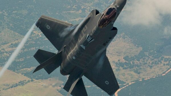F-35 Hit by Russian Missile