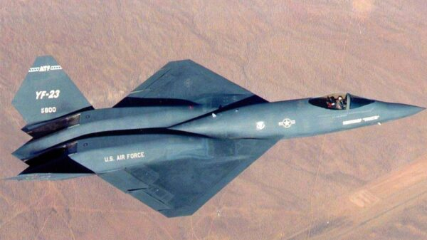 F-52 Stealth Fighter