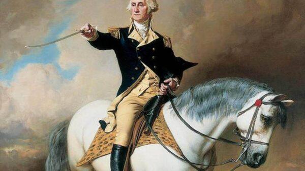 George Washington Independence Day