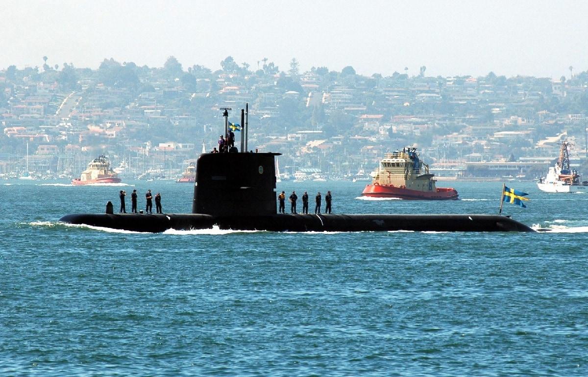 Sweden Submarine