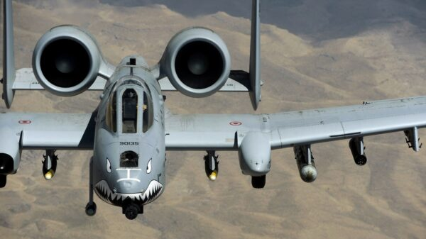 Ground Attack Aircraft