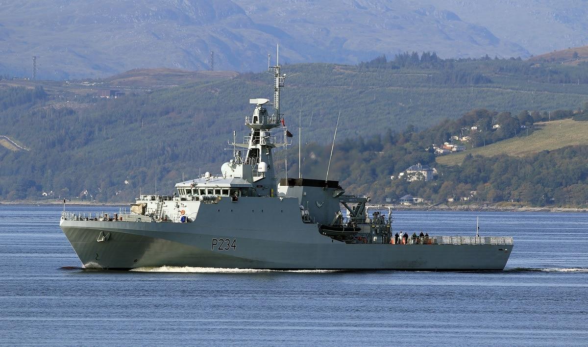 China Royal Navy