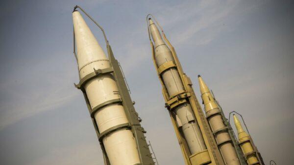North Korean Missiles Iran