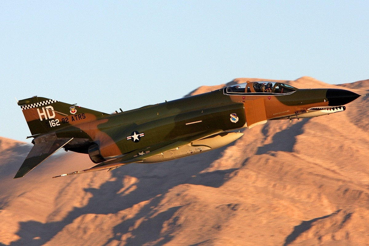 Israel's F-4 Super Phantom?