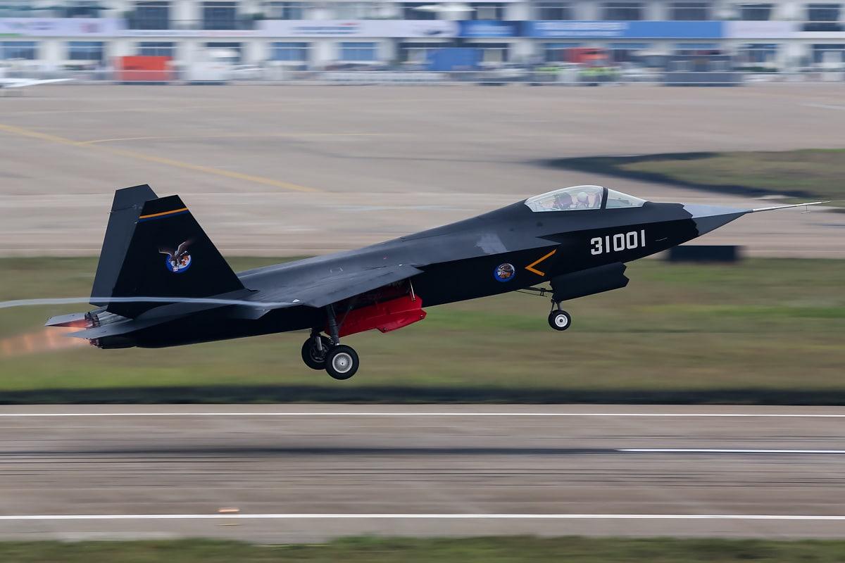 J-35 Stealth Fighter
