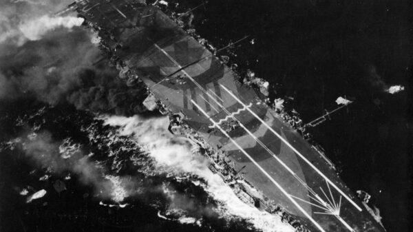 Japan World War II Aircraft Carriers