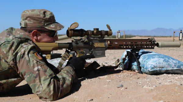 M110A1 Marksman Rifle