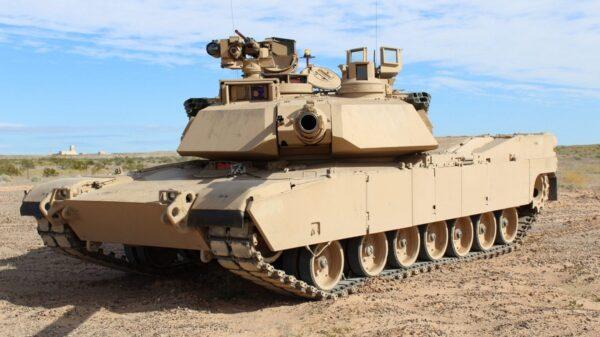 M1 Abrams Tank History
