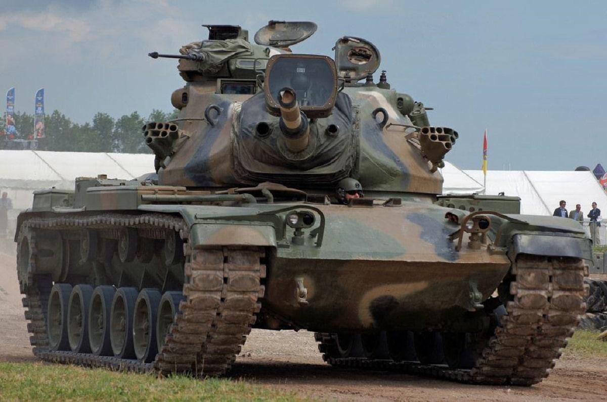 M60 Patton Tank