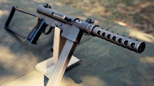 M76 Submachine Gun