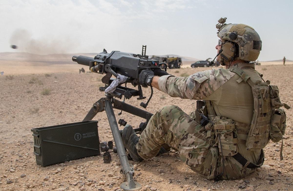 Mk 47 Grenade Launcher