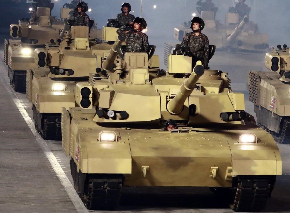 North Korea Special Forces