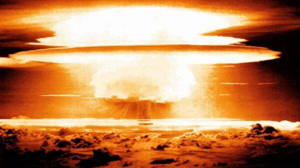Nuclear War Taiwan