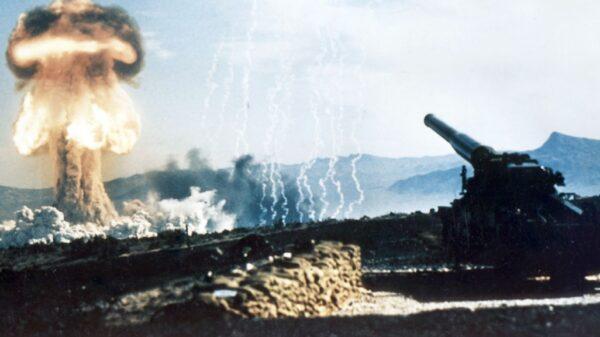 US Army Nuclear War
