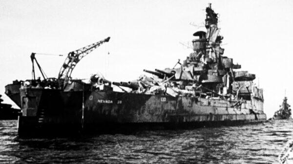 Nuclear Weapons Bikini Navy