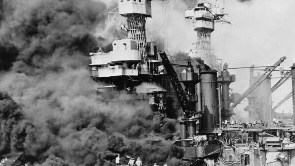 Pearl Harbor Submarine Attack