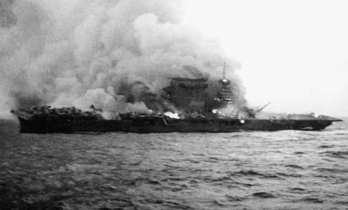 Pearl Harbor Attack U.S. Navy Aircraft Carriers