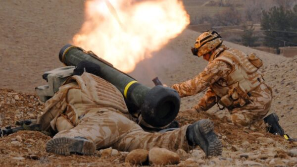Royal Marines Drone Swarms