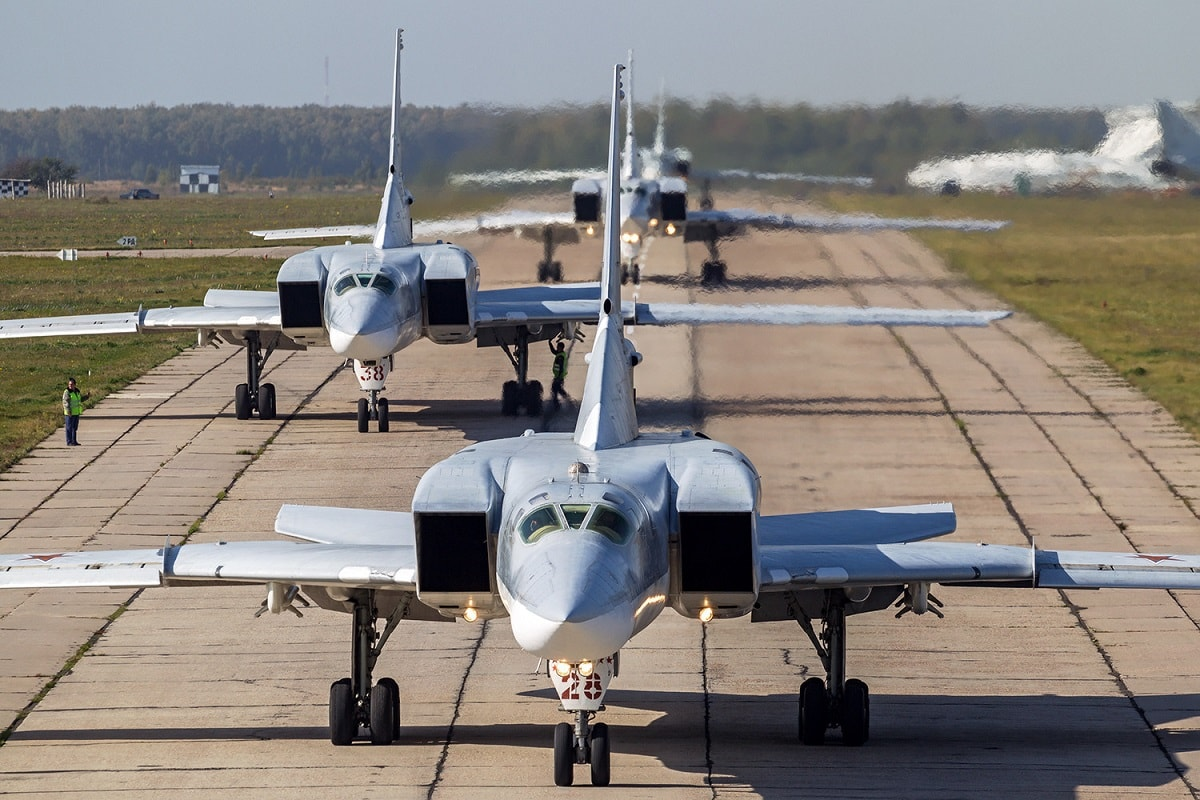 Russia vs. NATO