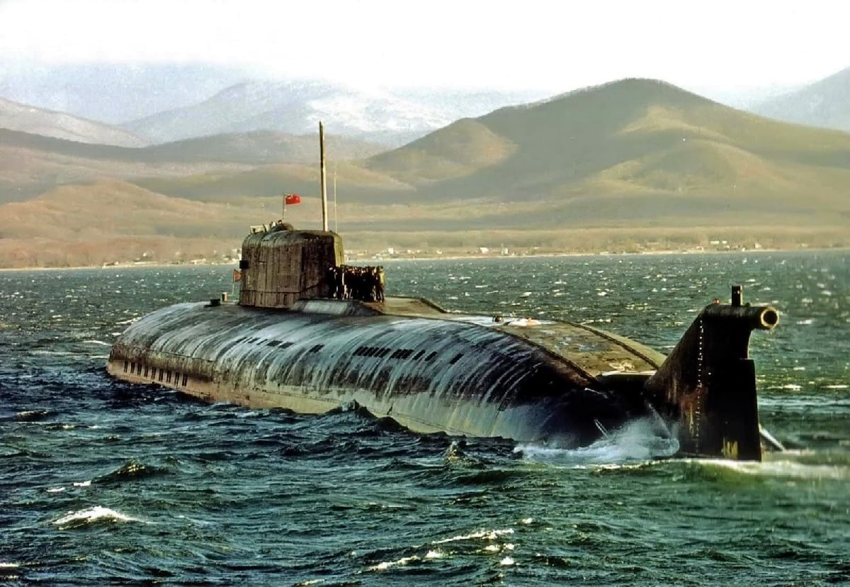 Russian Submarine Force