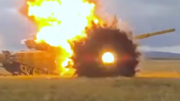Russian Tank APS