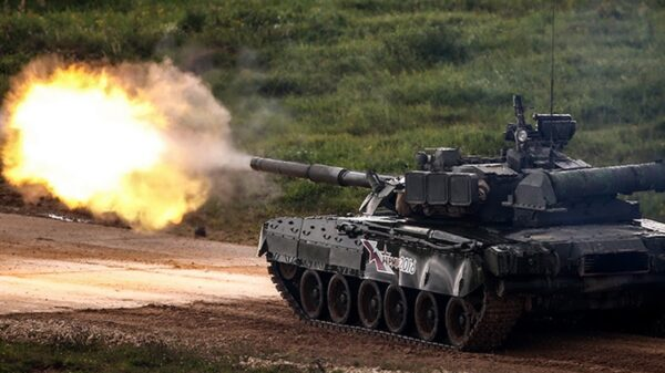 Russian Tanks Tactical Nuclear Weapons