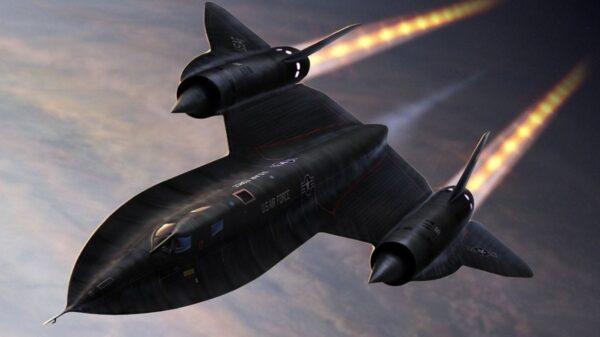 SR-71 Russia