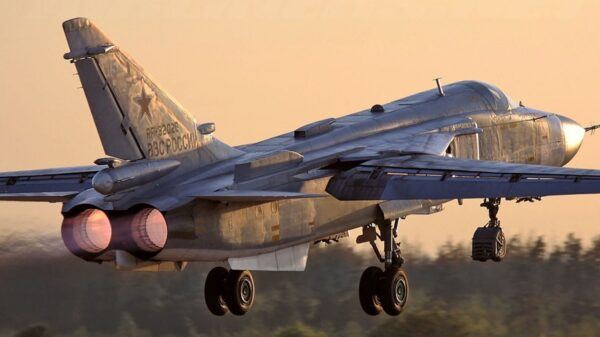 Su-24 Baltics