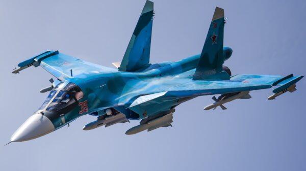 Su-34 Fighter-Bomber