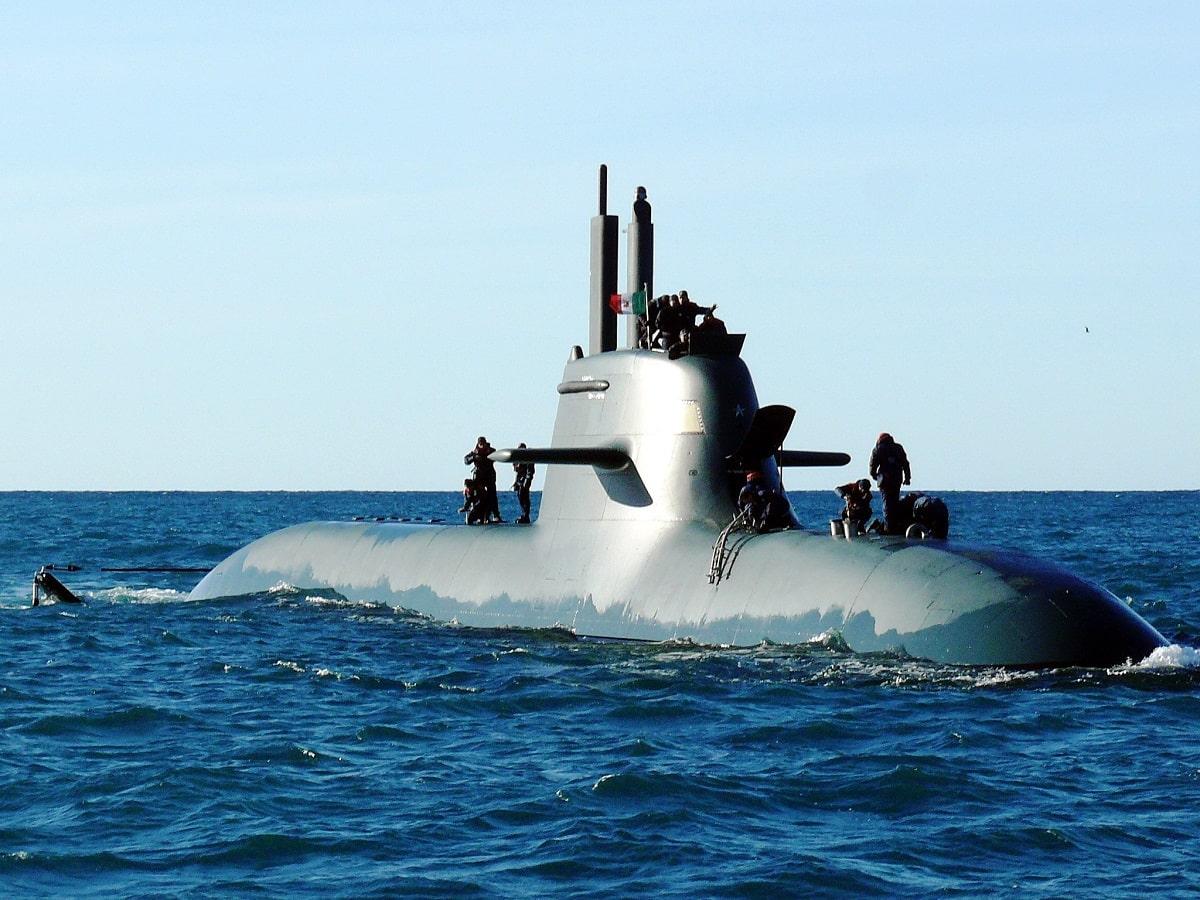 Taiwan Submarine