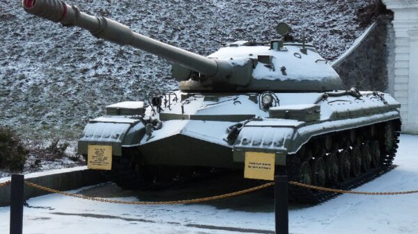 T-10 Tank