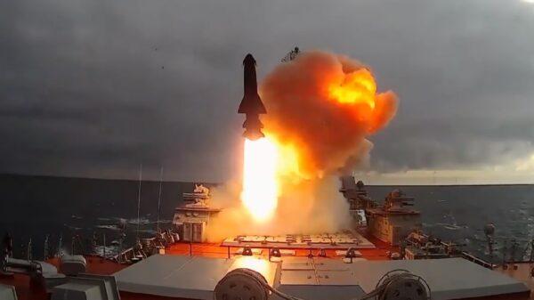 Tsirkon Hypersonic Missiles
