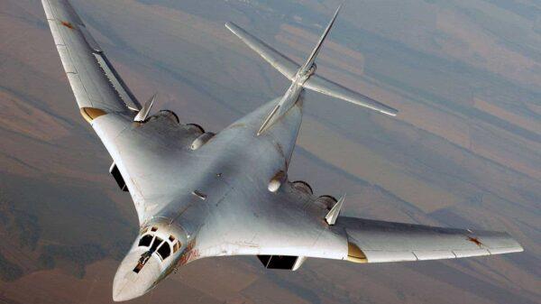 Russian Bombers Arctic
