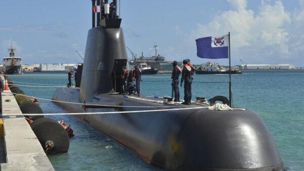 Type 214 Submarine