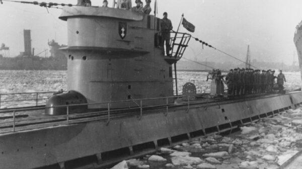U-boat 864