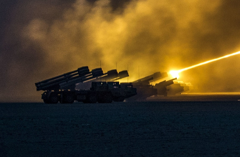 U.S. Army Lasers China