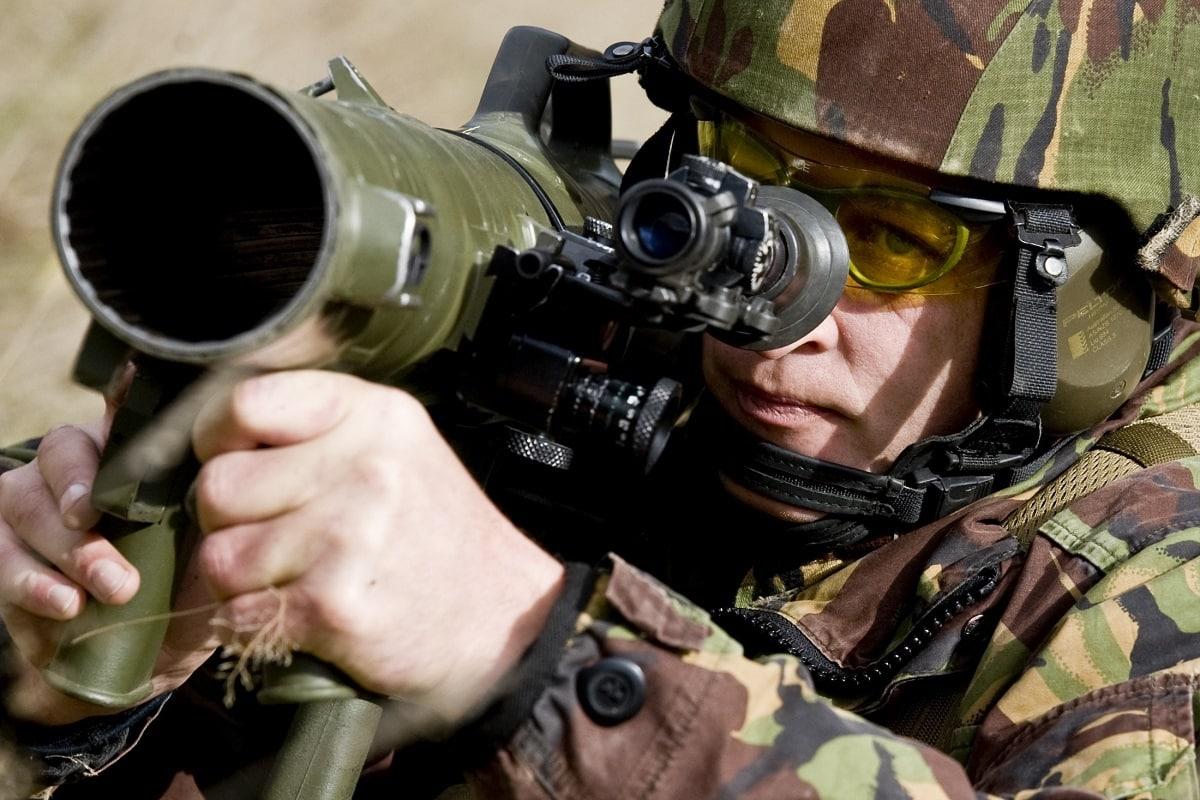 U.S. Army Weapons