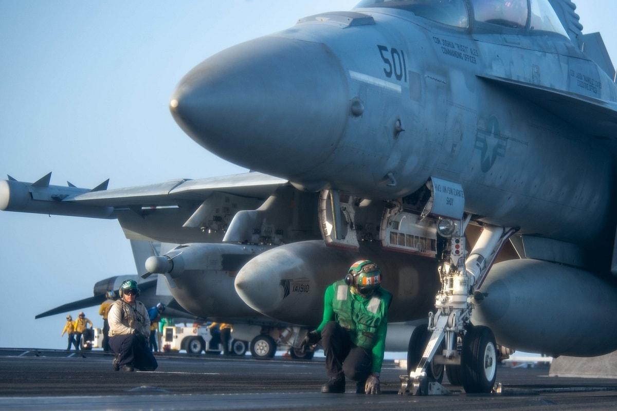 U.S.-China War South China Sea
