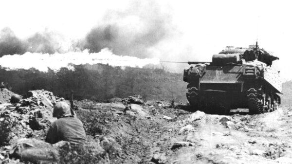 World War II Flamethrowers