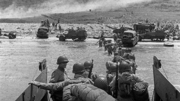 U.S. Navy SEALs D-Day
