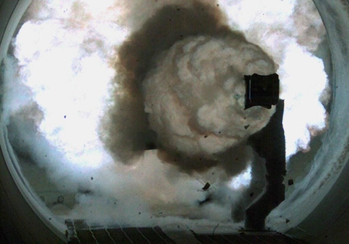 U.S. Navy Railgun