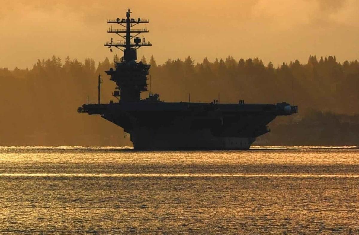 US Navy Rust