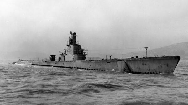 USS Barb World War II
