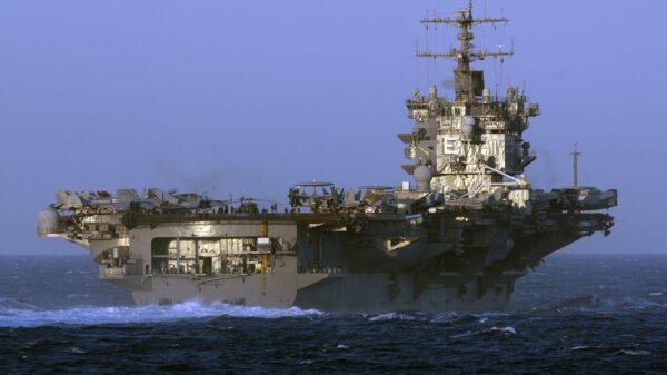 USS Enterprise 1985 Accident