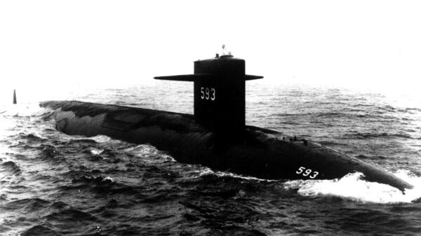 USS Thresher Accident