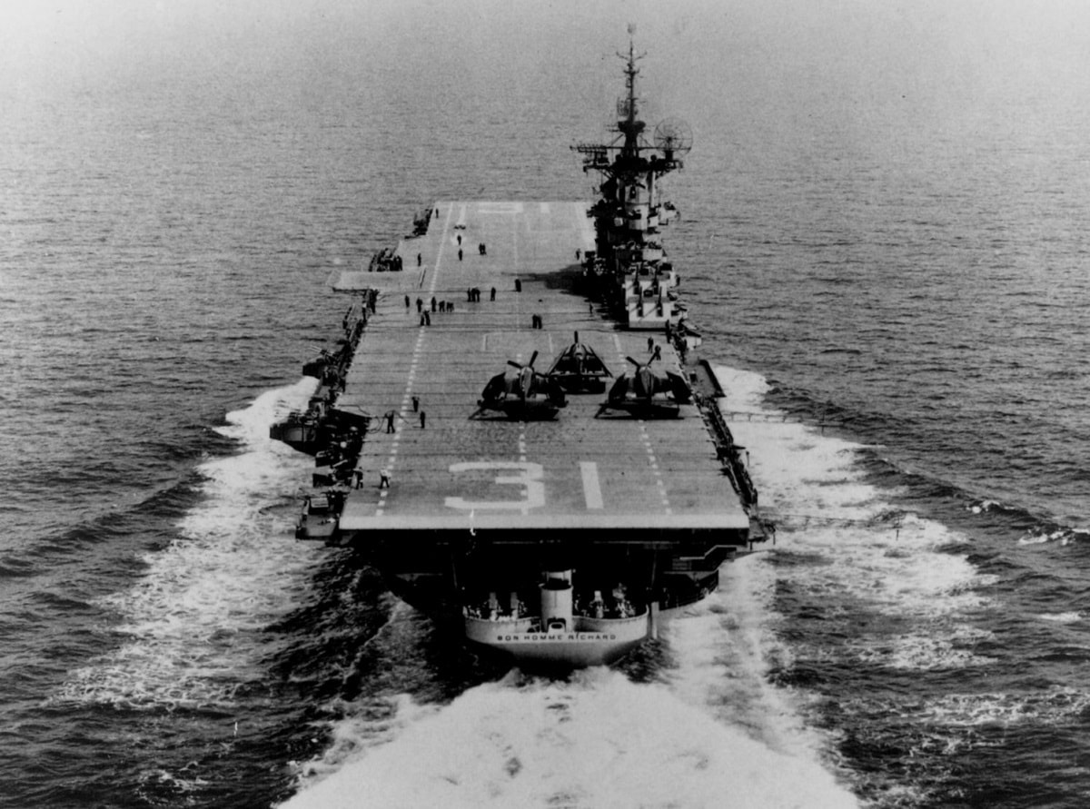 5 Most Lethal Warships Ever to Sail