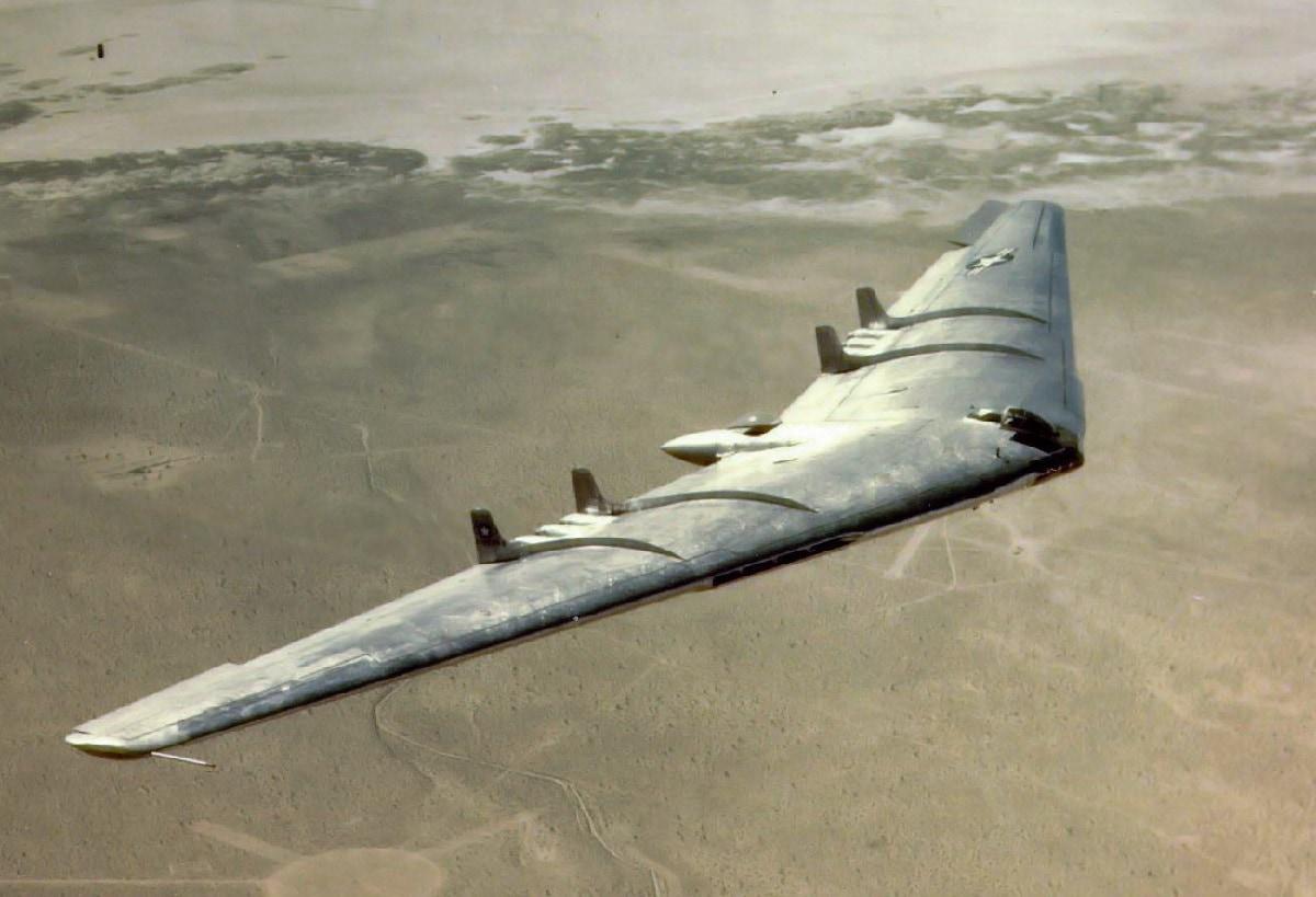 YB-49 History