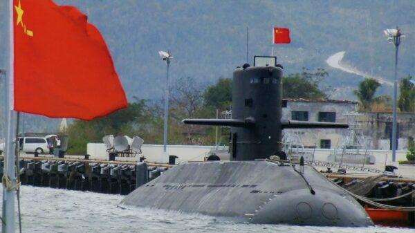 Type-039C Submarine